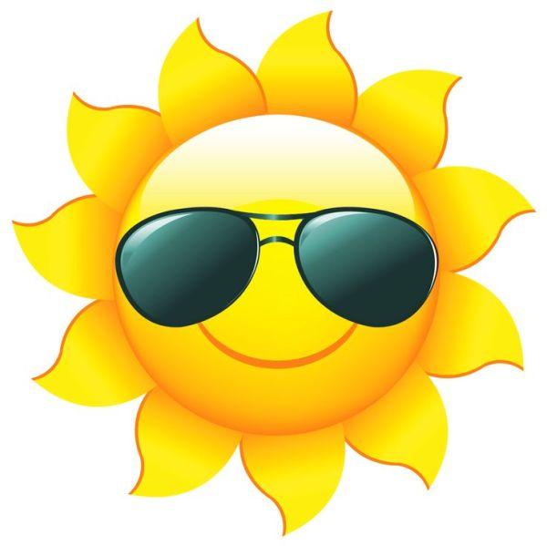 The Sun Smiles